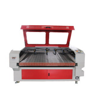 MC 1610 4 Head Auto Feeding Fabric Cloth Laser Cutting Machine