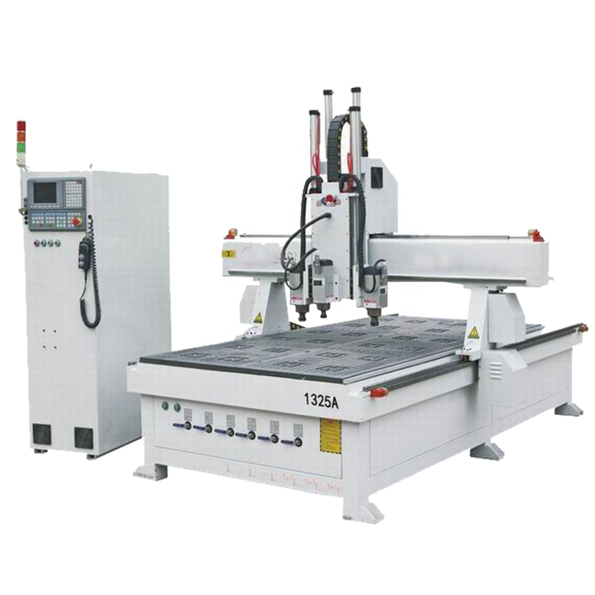 3 Axis ATC 3D Wood CNC Router Machine