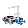 Hot Sale Precision Cnc Fabric Ccd Scanning Laser Cutting Machine