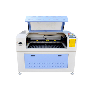 9060 Co2 Laser Cutting and Laser Engraving Machine