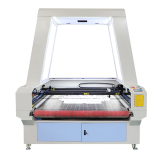 MC 1610 Automatic Roll Fabric Cutting Machine with Full Vision Laser Cutting Machine
