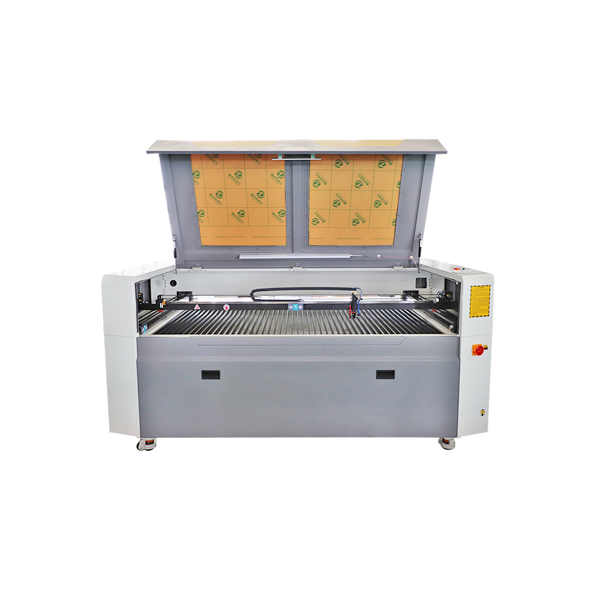 1610 Co2 Laser Metal Cutting Machine 150w 180w 300w Laser Cutting Machine
