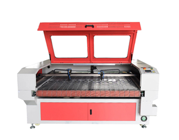USA orders 1610 Metal Laser Cutting Machine