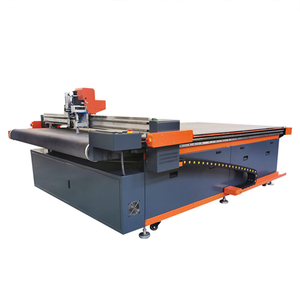 1625 Fabric Cloth Automatic Digital Round Knife Cutting Machine