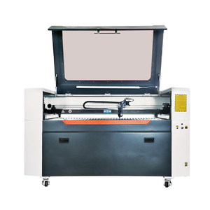 MC9060 Small CCD Camera 100w Acrylic Plywood CNC Laser Cutting Machine